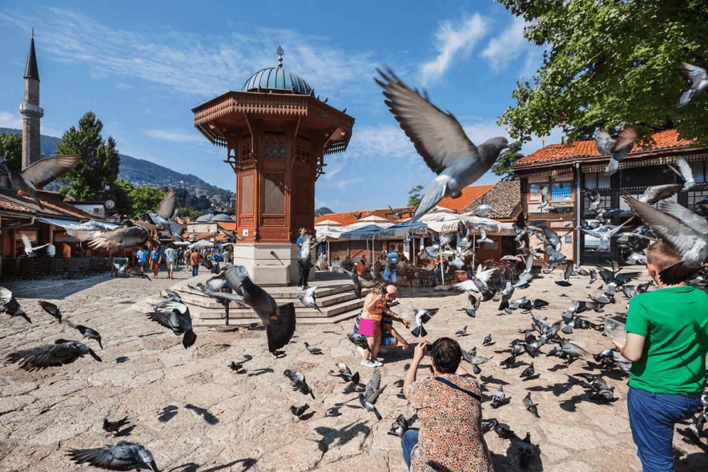 Saraybosna Gezi Rehberi - Bosna Hersek