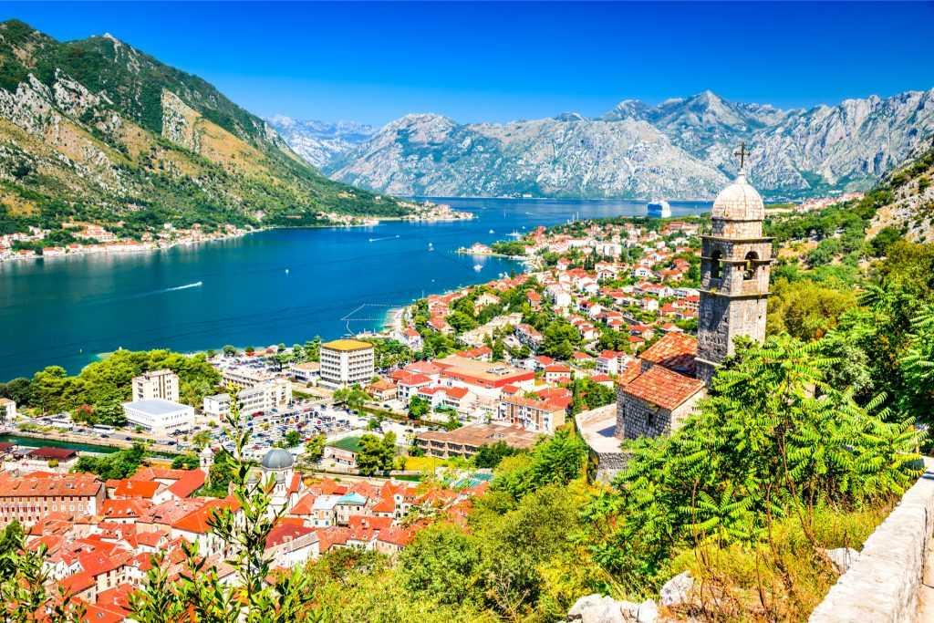 Balkan Turu : Vizesiz Ülkeler