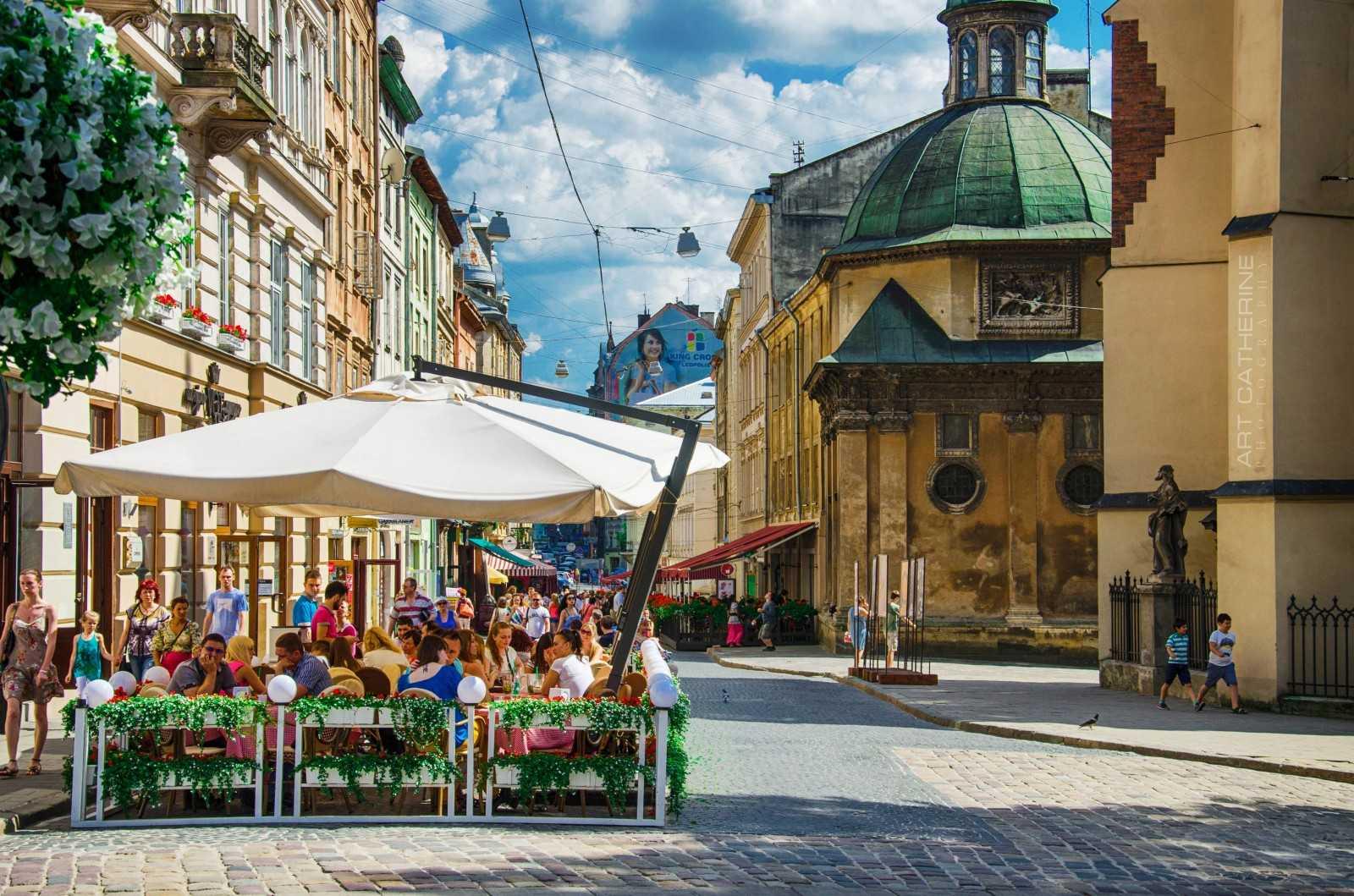 Lviv : Ukraynanın Kültür Başkenti