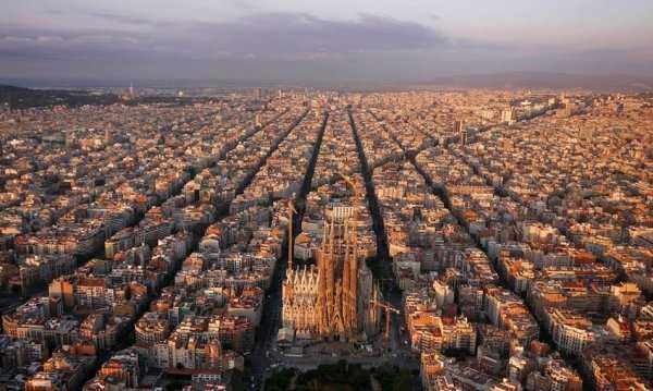 Barcelona Şehri Gezi Rehberi : Barselona : İspanya