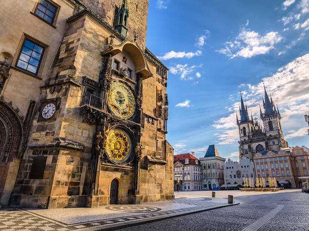 Prag Gezi Rehberi - Çekya - Çek Cumhuriyeti