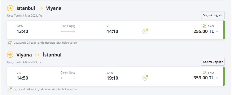 uçak bileti ucuza alma